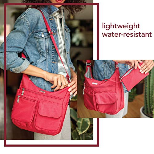 Baggallini Women's Everywhere Bagg with RFID