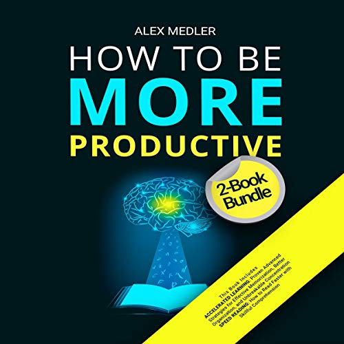 『How to Be More Productive: 2-Book Bundle』のカバーアート