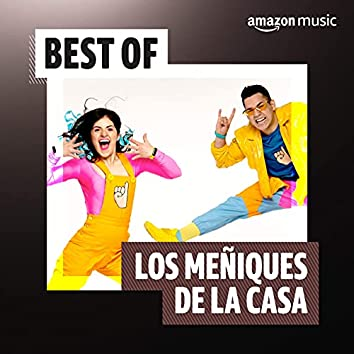 Best of Los Meñiques de la Casa