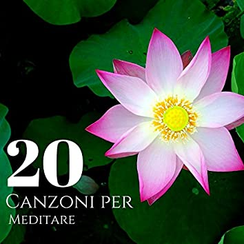 20 Canzoni per Meditare - Musica da Meditazione per Rilassamento Muscolare Progressivo