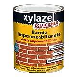 Xylazel - Barniz impermeabilizante 4l incoloro
