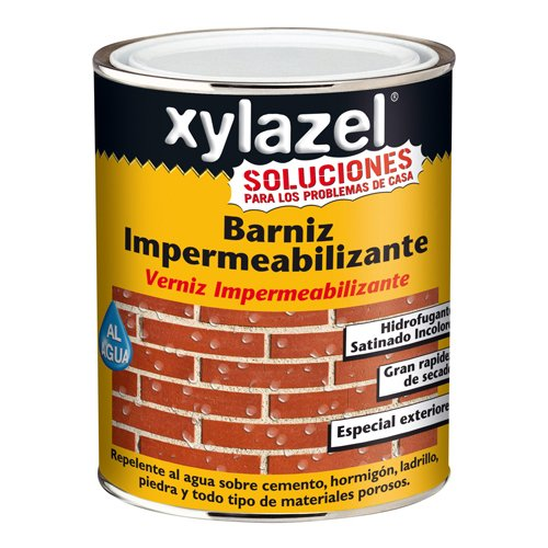 Xylazel - Barniz impermeabilizante 750ml incoloro