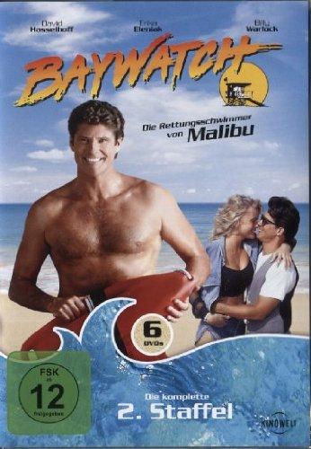 Baywatch - Die komplette 02. Staffel [6 DVDs]