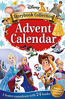 Disney: Storybook Collection Advent Calendar (Advent Calendar Disney) (183852634X) | Amazon price tracker / tracking, Amazon price history charts, Amazon price watches, Amazon price drop alerts