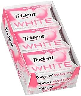 Best extra white bubblegum Reviews