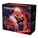 Magic: The Gathering Innistrad: Crimson Vow Gift Bundle | 8 Set Boosters | 1 Collector Booster | Accessories