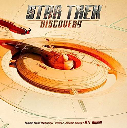 Star Trek Discovery Season 2 [Vinilo]