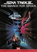 Star Trek 3 Search for Spock [DVD]