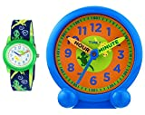 Timex Boys TWG014900 Time Machines Geckos Time Teaching Toolkit