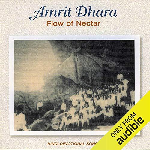 Amrit Dhara audiobook cover art