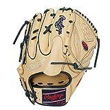 ローリングス(Rawlings) 野球用 軟式 HOH® MLB COLORSYNC [投手用] サイズ11.75 GR1HMA15W キャメル サイズ 11.75 ※右投用