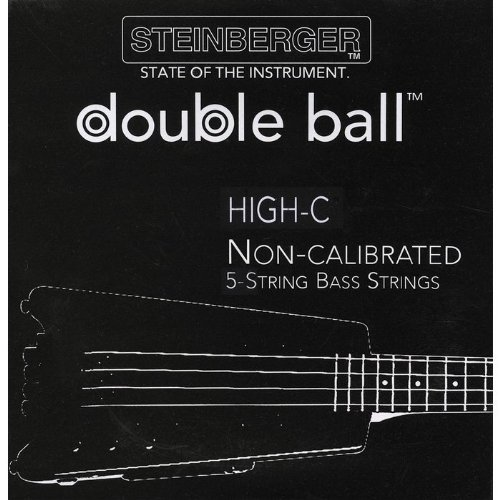 Steinberger 5 bas gitaar snaren - hoog C