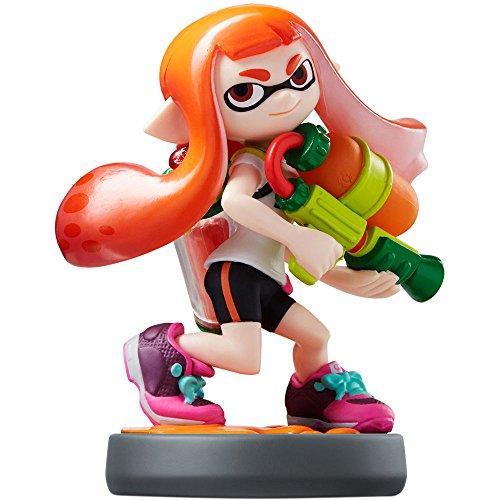 Nintendo amiibo Splatoon Series Figure (Inkling Girl) by Nintendo
