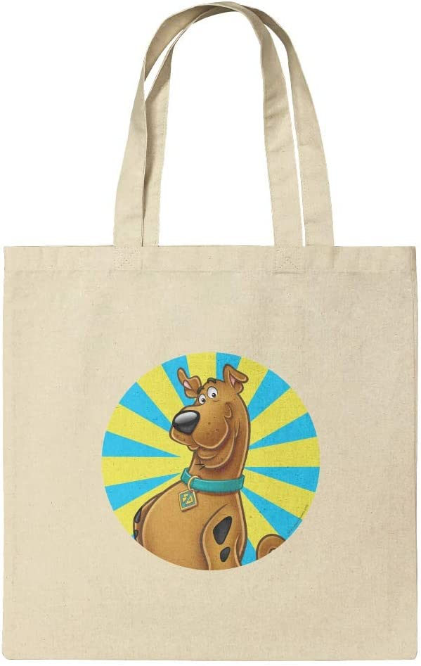 Scooby-Doo Character Fresno Mall Grocery Max 71% OFF Travel Tote Reusable Bag