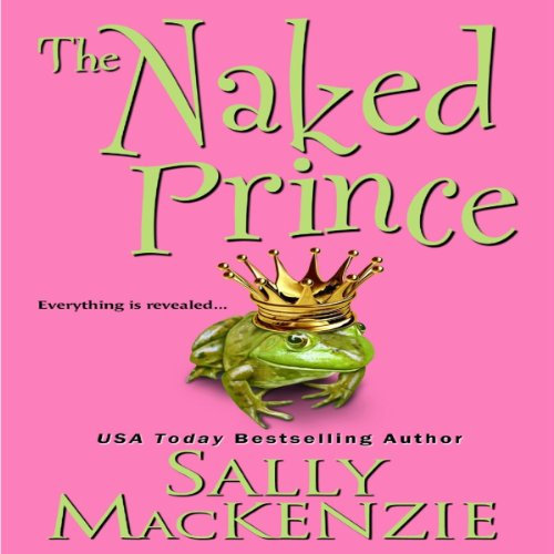 The Naked Prince cover art