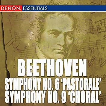 "Beethoven - Symphony No. 6 ""Pastorale"" & No. 9"