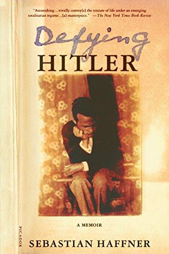 Defying Hitler: A Memoir download ebooks PDF Books