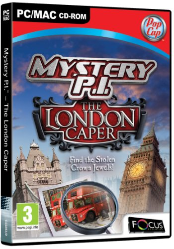 Mystery P.I.: The London Caper [PEGI]