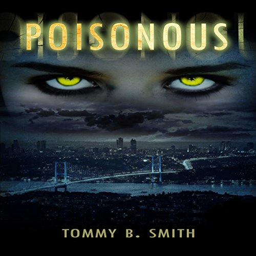 Poisonous audiobook cover art