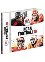NCAA Football 10 - Prima Official Game Guide de VG Sports