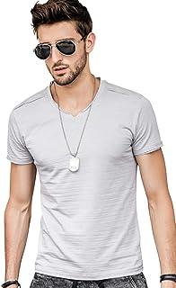 [ライズオンフリーク] メンズ 半袖 tシャツ トップス カットソー シャツ カジュアル 夏服 GT-47