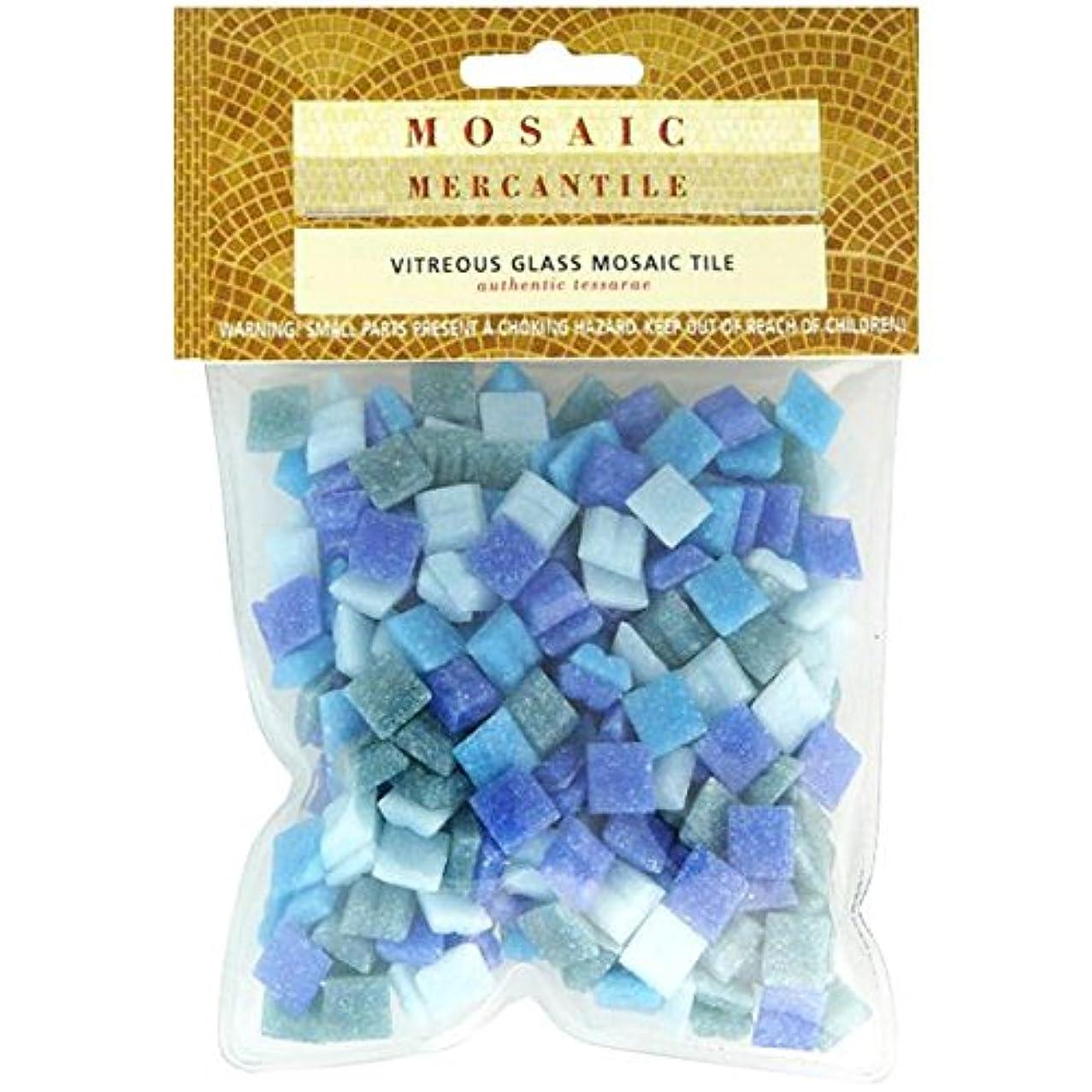 Mosaic Mercantile Minimix Seascape Mosaic Tiles, 1/2-Pound