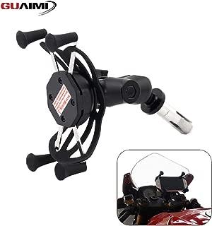 GUAIMI Multifunktion Handyhalterung Kamerahalter f/ür Original-Lenkrohrbefestigung 360/° drehbar Kompatibel mit BMW K1600GT K1600GTL R1200RT//LC R1250RT