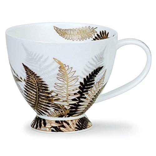 Dunoon Taza de porcelana fina Sky - fabricada en Inglaterra (Java)