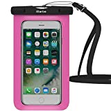 Waterproof Case,1 Pack iBarbe Universal Cell Phone Dry Bag Pouch Underwater Cover