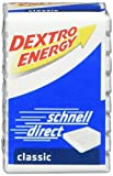 Dextro Energy Würfel Classic / Je 8 Dextrose-Täfelchen mit schnell verfügbarem Traubenzucker / 9...