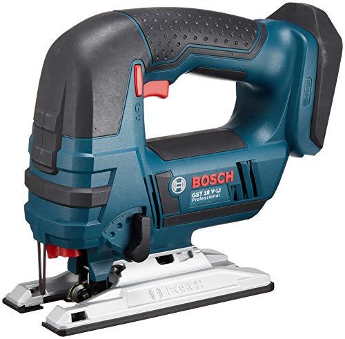 Preisvergleich Produktbild Bosch Professional Akku Stichsäge GST 18 V-LI (Ohne Akku,  18 Volt System,  Schnitttiefe Holz: 120 mm)
