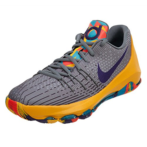 NIKE KD 8 Youth Basketball Shoe (6 M US)
