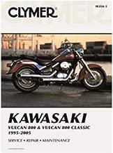 Clymer Kawasaki Vulcan 800 & Vulcan 800 Classic (1995-2005) (53091)