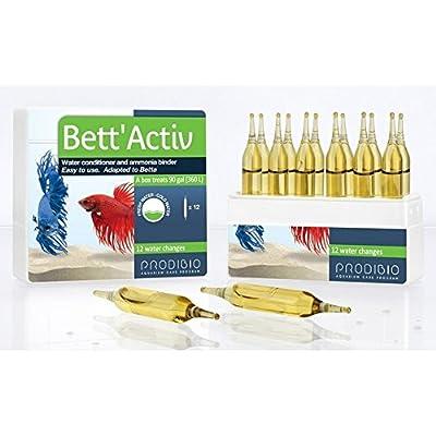 Prodibio Bett'Activ Set DE 12 Ampoules pour Aquariophilie