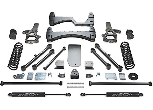 07 silverado 6 inch lift kit - 7