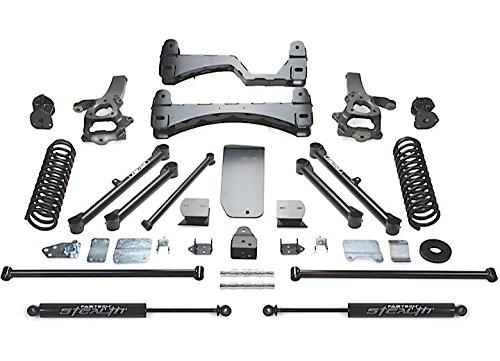 Fabtech FTS21061BK Suspension Lift Kit Component (07-13 Gm Silverado/Sierra 1500 2Wd 6 In. Suspension System Component Box 2)