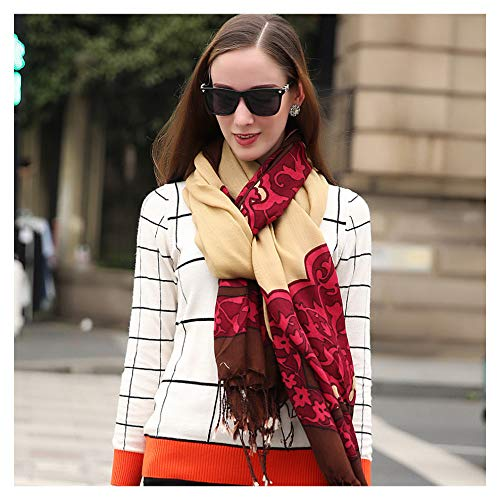 Ztweijin sjaals vrouwen elegante dame warme sjaal gezicht schild Bandana sjaal luxe merk Hijab strand deken