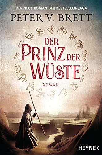 Der Prinz der Wüste: Roman (Demon Zyklus 7)