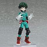 Hearsnow Figura de Acción Anime Figura de Anime Figura de acción My Hero Academia MIDORIYA IZUKU 15c...