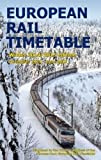 European Rail Timetable Winter 2014 - 2015