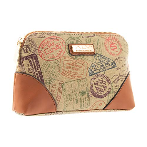 ALV by Alviero Martini - Purse SUMMER PASSPORT carrier, waterproof and durable for woman