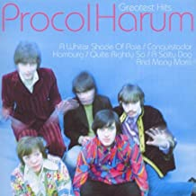 Procol Harum - Greatest Hits Metro