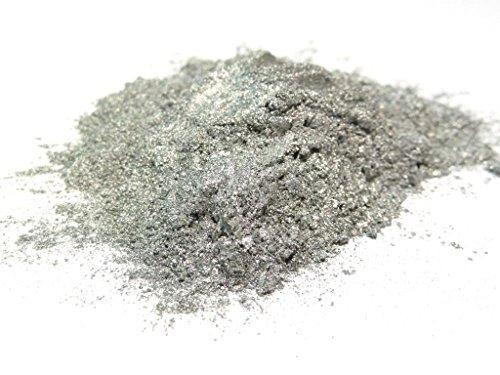 min. 99% Aluminiumpulver, 70µm, silber, flaky, aluminium powder, Pigment, stabilisiert (100g)