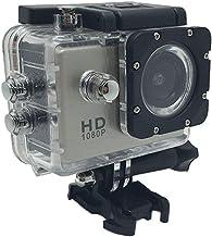 Generp Recorder - Cámara de acción para fotografía Deportiva (1080p, cámara de 2 Pulgadas), Color Negro