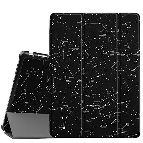 Fintie Huawei Mediapad M3 Lite 10 Hülle - Ultra Dünn Superleicht SlimShell Case Cover Schutzhülle Etui Tasche mit Zwei Einstellbarem Standfunktion für Huawei Mediapad M3 Lite 10 Zoll, Sternbild