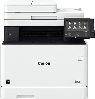 Canon レーザープリンター A4カラー複合機 Satera MF745Cdw(27PPM/両面印刷/両面ADF/有線・無線LAN)