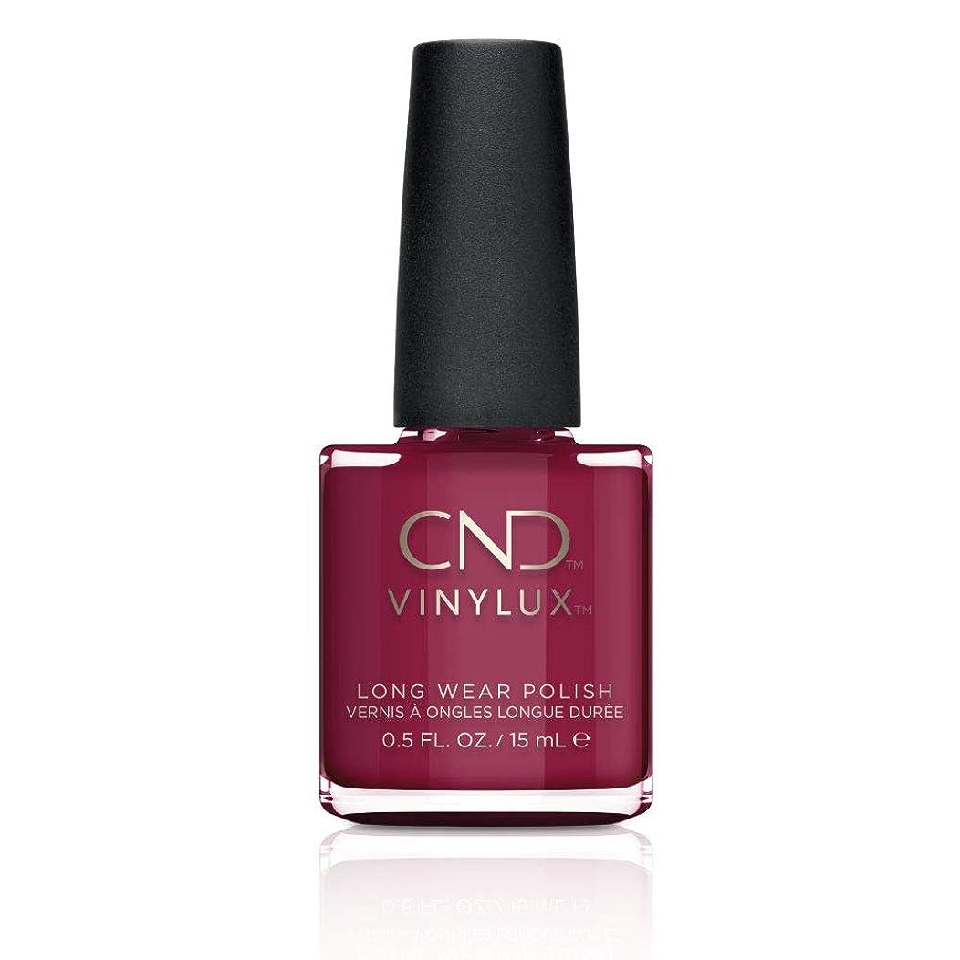 冷酷な社説請求CND Vinylux Nail Polish - Rouge Rite - 0.5oz / 15ml