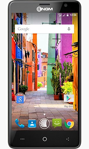 NGM NGMYCP503GO You Color P503 Smartphone, Dual Sim LTE, Gold