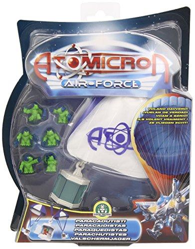 Giochi Preziosi Atomicron Figur Karbon Fallschirmschirm mit Neuem 18471 Sauerstoff