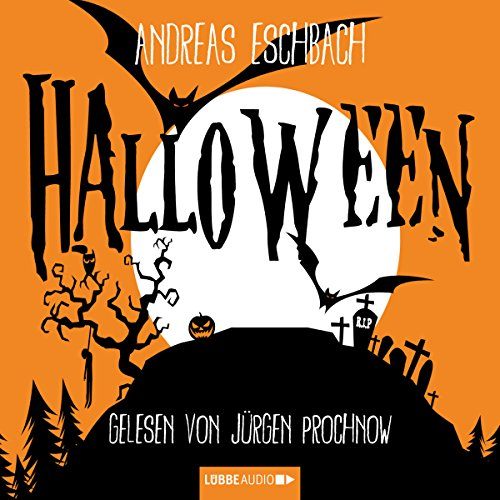 Halloween                   By:                                                                                                                                 Andreas Eschbach                               Narrated by:                                                                                                                                 Jürgen Prochnow                      Length: 35 mins     Not rated yet     Overall 0.0